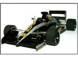AGS-Ford JH25 Spanish GP 1990 (Tarquini-Dalmas)