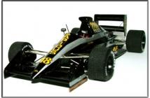 AGS-Ford JH25 Spanish GP (Tarquini-Dalmas)