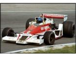 McLaren-Ford M26 British GP (Lunger)