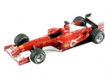 Ferrari F2003-GA Press (Schumacher-Barrichello)