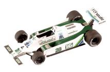 Williams-Ford FW07 British GP (Jones-Regazzoni)