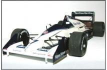 Brabham-Judd BT58 Japanese GP (Brundle-Modena)