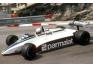 Brabham-Ford BT49D Monaco GP 1982 (Patrese)