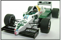 Williams-Ford FW09 South African GP (Rosberg-Laffite)