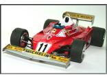Ferrari 312T2 Argentine GP (Reutemann-Villeneuve)