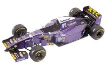 Simtek-Ford S195 San Marino GP (Schiattarella-Verstappen)