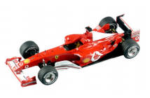 Ferrari F2003-GA Italian GP (Schumacher-Barrichello)