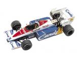 Toleman-Hart TG 184 Italian GP (Johansson-Martini)