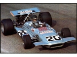 March-Ford 701 Italian GP 1971 (Jarier)