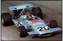 March-Ford 701 Italian GP (Jarier)