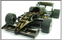 Lotus-Ford 92 Brasilian GP 1983 (De Angelis)