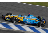 Renault R26 Brasilian GP (Alonso-Fisichella)