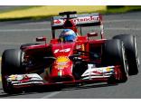 Ferrari F14-T Australian GP (Alonso-Räikkönen)