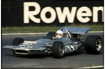 March-Ford 701 Germany GP 1970 (Hahne)
