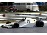 Arrows-Ford FA1 South African GP (Patrese-Stommelen)