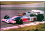 McLaren-Ford M23 British GP (Trimmer)