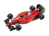 Ferrari 641/2 Monaco GP (Prost-Mansell)