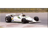 Williams-Ford FW07 Spanish GP (De Villota)