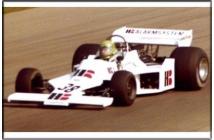 Boro-Ford 001 Italian GP (Henton)