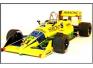 Coloni-Ford FC188B San Marino GP 1989 (Moreno-Raphanel)
