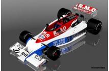 Martini-Ford Mk23 Austrian GP (Arnoux)