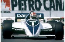 Brabham-BMW BT50 Canadian GP (Piquet-Patrese)