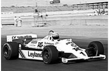 Williams-Ford FW07C USA-Las Vegas GP (Jones)