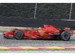 Ferrari F2007 Test (Schumacher)