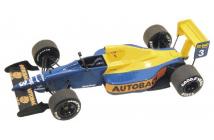 Tyrrell-Ford 018 Japanese GP (Palmer-Alboreto)