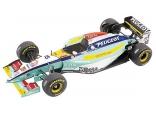 Jordan-Peugeot 195 Canadian GP (Barrichello-Irvine)