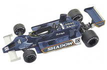 Shadow-Ford DN9B Belgian GP (De Angelis)