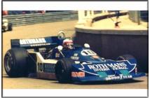 March-Ford 761B Monaco GP (Scheckter)