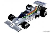 Fittipaldi-Ford FD04 Spanish GP (Hoffmann)
