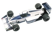 Brabham-Judd BT58 Monaco GP (Brundle-Modena)