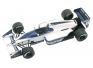 Brabham-Judd BT58 Monaco GP 1989 (Brundle-Modena)