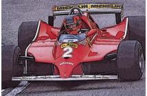 Ferrari 126C Italian GP (Villeneuve)