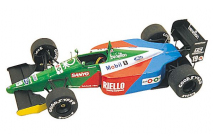 Benetton-Ford B189B USA GP 1990 (Nannini-Piquet)