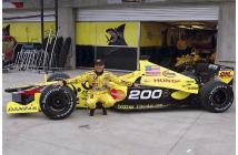 Jordan-Honda EJ11 USA GP (Trulli-Alesi)
