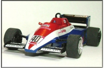 Spirit-Honda 201C European GP 1983 (Johansson)