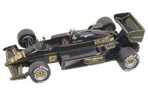 Lotus-Renault 97T Portuguese GP (De Angelis-Senna)
