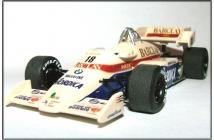 Arrows A7 Dutch GP (Surer-Boutsen)