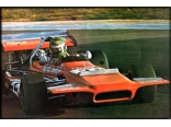 March-Ford 701 South African GP 1971 (Pescarolo)
