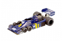 Tyrrell-Ford P34 Dutch GP (Scheckter)