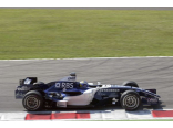 Williams-Cosworth FW28 Italian GP (Webber-Rosberg)