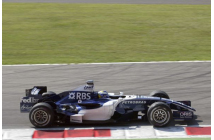 Williams-Cosworth FW28 Italian GP 2006 (Webber-Rosberg)