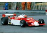 Alfa Romeo 179 Monaco GP 1980 (Depailler-Giacomelli)