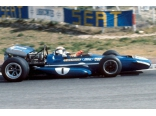 March-Ford 701 Spanish GP (Stewart+Servos-Gavin)