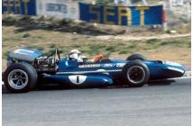 March-Ford 701 Spanish GP (Stewart+Servos-Gavin)