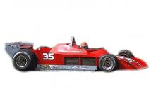 Alfa Romeo 177 Belgian GP (Giacomelli)