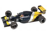 Minardi-Ferrari M191 USA GP (Martini-Morbidelli)